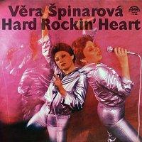 Přední strana obalu CD Hard Rockin' Heart