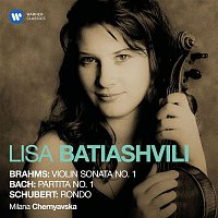 Lisa Batiashvili – Brahms, Bach & Schubert: Violin Works