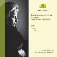 Irmgard Seefried – The Art Of Irmgard Seefried - Volume 11: Cantatas & Oratorios