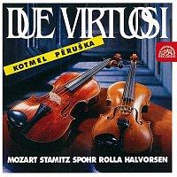 Bohumil Kotmel, Jan Pěruška – Mozart, Stamitz, Spohr, Rolla, Halvorsen: Due Virtuosi
