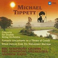Andrew Davis – Tippett : Concerto for Double String Orchestra, Fantasia Concertante & Ritual Dances  -  APEX