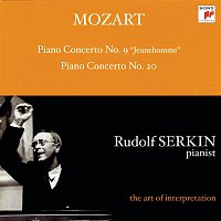 Marlboro Festival Orchestra, Alexander Schneider, Rudolf Serkin – Mozart: Piano Concertos Nos. 9 & 20 [Rudolf Serkin - The Art of Interpretation]