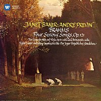 Dame Janet Baker – Brahms: 4 Serious Songs, Op. 121 & Other Lieder