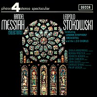 Leopold Stokowski, Sheila Armstrong, Norma Procter, Kenneth Bowen, John Cameron – Handel: Messiah (Highlights)