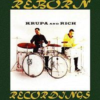 Gene Krupa, Buddy Rich – Krupa And Rich (Expanded, HD Remastered)