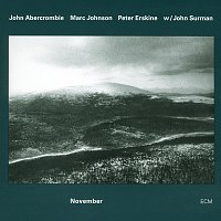John Abercrombie, Marc Johnson, Peter Erskine, John Surman – November