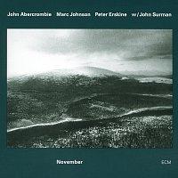 John Abercrombie, Marc Johnson, Peter Erskine, John Surman – November