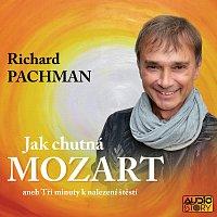 Přední strana obalu CD Pachman: Jak chutná Mozart