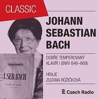Zuzana Růžičková – J. S. Bach: Dobře temperovaný klavír I (BWV 846-869)