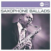 Přední strana obalu CD Saxophone Ballads (Jazz Club)