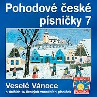 Různí interpreti – Pohodové české písničky 7. Veselé Vánoce CD