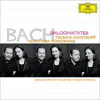 Thomas Quasthoff, Dorothea Roschmann, Berliner Barock Solisten, Rainer Kussmaul – Bach: Dialogkantaten [International Version]