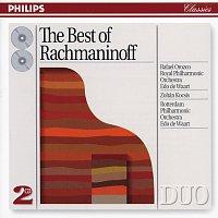 Rafael Orozco, Zoltán Kocsis, Rotterdam Philharmonic Orchestra, Edo de Waart – The Best of Rachmaninoff [2 CDs]