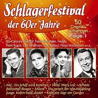 Různí interpreti – Schlagerfestival der 60er Jahre Folge 1