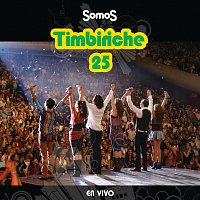Přední strana obalu CD Somos Timbiriche 25 En Vivo