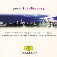 "New York Philharmonic Orchestra, Leonard Bernstein – Tchaikovsky: Symphonies No.5 & No.6 ""Pathétique""; Nutcracker; Romeo & Juliet [2 CDs]"