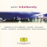 "New York Philharmonic Orchestra, Leonard Bernstein – Tchaikovsky: Symphonies No.5 & No.6 ""Pathétique""; Nutcracker; Romeo & Juliet"