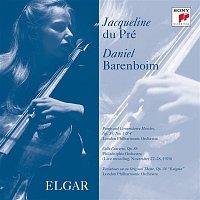 "Daniel Barnboim, Jacqueline Du Pré, London Philharmonic Orchestra, The Philadelphia Orchestra – Elgar: Cello Concerto & ""Enigma"" Variations"