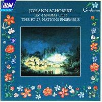 Přední strana obalu CD Schobert: The 4 Sonatas, Op.16