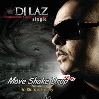Přední strana obalu CD Move Shake Drop Remix
