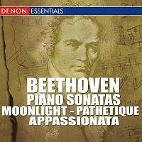 Ludwig van Beethoven, Walter Klien – Beethoven - Piano Sonatas - Moonlight -  Pathetique - Appassionata