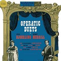 Jussi Bjorling, Robert Merrill, Renato Cellini, Giuseppe Verdi – Operatic Duets and Scenes