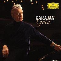 Přední strana obalu CD Karajan Gold
