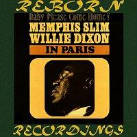 Přední strana obalu CD Memphis Slim And Willie Dixon in Paris (HD Remastered)