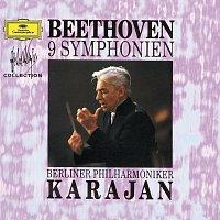 Wiener Singverein, Berliner Philharmoniker, Herbert von Karajan – Beethoven: 9 Symphonies · Overtures [6 CDs]