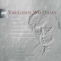 Přední strana obalu CD Vaughan Williams: Partita, 3 Vocalises, Fantasia on a Theme by Thomas Tallis, The Lark Ascending