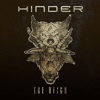 Přední strana obalu CD The Reign