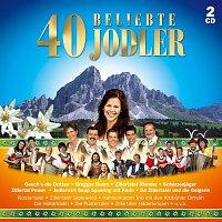Různí interpreti – 40 beliebte Jodler
