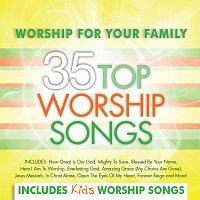 Přední strana obalu CD Worship For Your Family (Yellow)