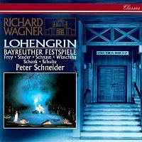 Peter Schneider, Paul Frey, Cheryl Studer, Ekkehard Wlaschiha, Gabriele Schnaut – Wagner: Lohengrin