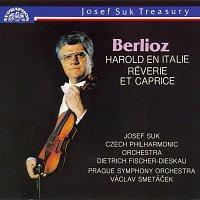 Josef Suk, Česká filharmonie, Symfonický orchestr hl.m. Prahy (FOK) – Berlioz: Harold v Itálii, Romance