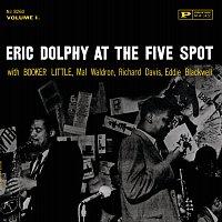 Přední strana obalu CD At The 5 Spot, Vol. 1