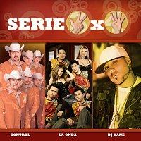 Různí interpreti – Serie 3X4 (Control, La Onda, DJ Kane)