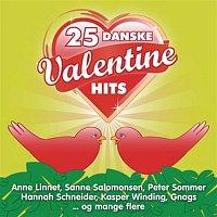 Various  Artists – 25 Danske Valentine-Hits