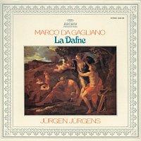 Přední strana obalu CD Gagliano: La Dafne