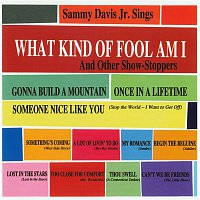 Sammy Davis, Jr. – What Kind Of Fool Am I & Other Show Stoppers