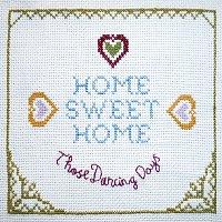 Přední strana obalu CD Home Sweet Home