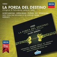 Galina Gorchakova, Gegam Grigorian, Nikolai Putilin, Mikhail Kit, Olga Borodina – Verdi: La Forza del Destino