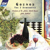 Orchestra of St. John's, Smith Square, John Lubbock – Gounod: The 2 Symphonies