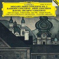 Chicago Symphony Orchestra, Claudio Abbado – Mozart: Horn Concerto No.3; Bassoon Concerto; Oboe Concerto / Haydn: Trumpet Concerto