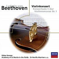 Gidon Kremer, Sir Neville Marriner, London Symphony Orchestra – Violinkonzert, Konzertsatz C-dur, Violinromanze Nr.1