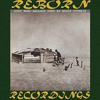 Woody Guthrie – Dust Bowl Ballads (HD Remastered)