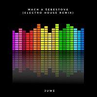 Přední strana obalu CD Mach A Šebestová (Electro House Remix)