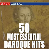 Různí interpreti – 50 Most Essential Baroque Hits