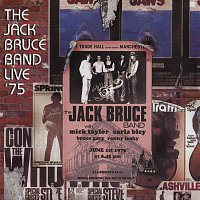 Jack Bruce – Live At Manchester Free Trade Hall 1975