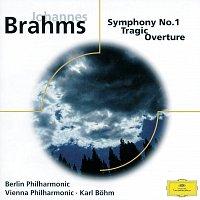 Berliner Philharmoniker, Wiener Philharmoniker, Karl Bohm – Brahms: Symphony No.1, op.68; Tragic Overture, op.81